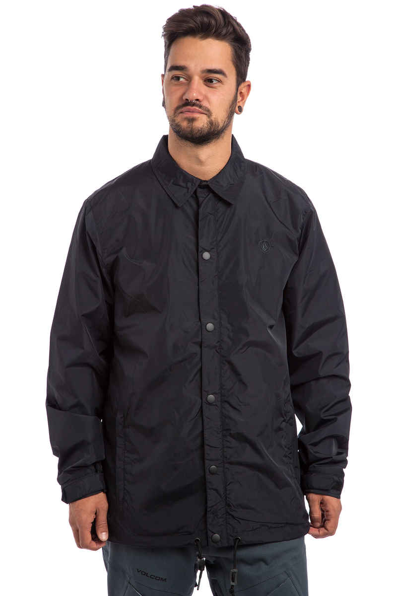 Volcom Skindawg Snowboard Jacket  (black black)