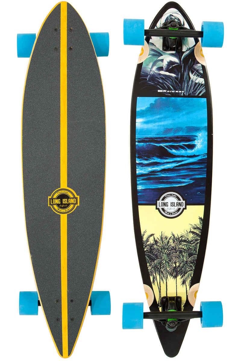 """Long Island Spot 39.7"""" (100,84cm) Complete-Longboard"""