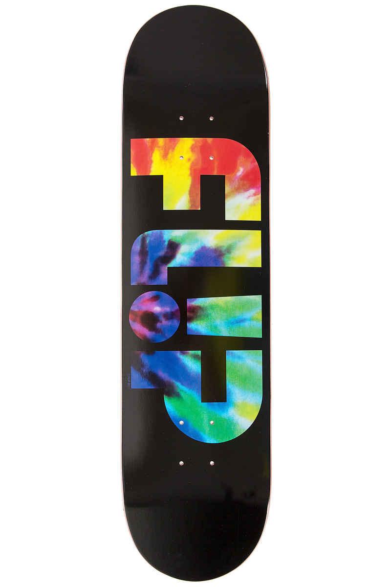 "Flip Team Odyssey 8"" Planche Skate (black tie dye)"