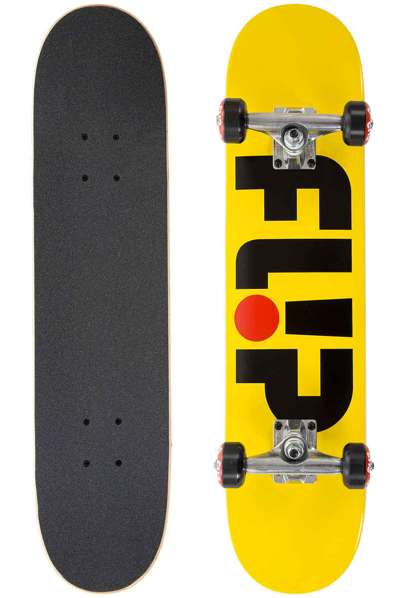"Flip Team Odyssey Mini 7"" Complete-Board kids (yellow)"