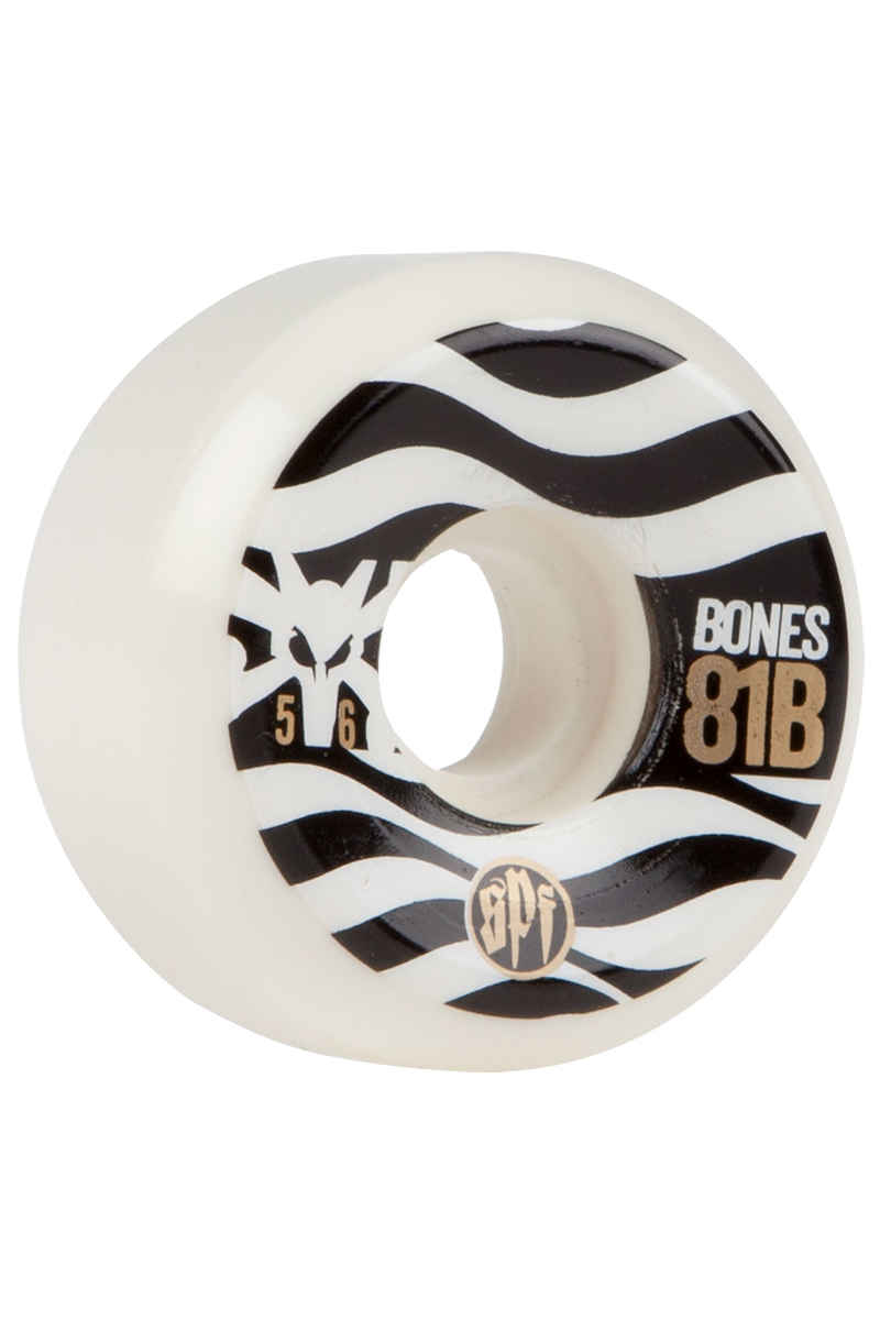 Bones SPF Eighty Ones 56mm Roue 4 Pack