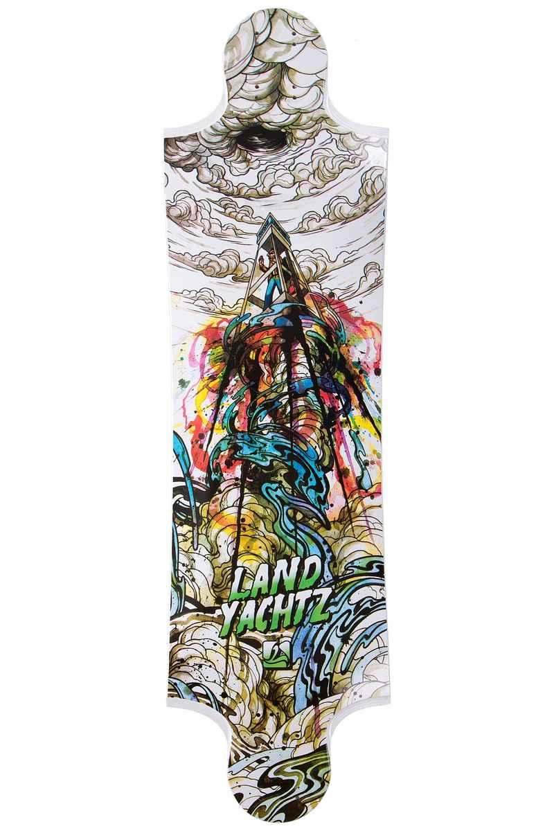 "Landyachtz Time Machine 36.25"" (92cm) Planche Longboard 2015"