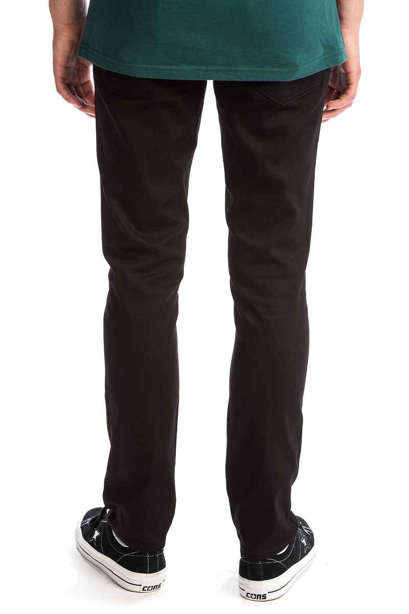Volcom 2X4 Jeans (black on black)