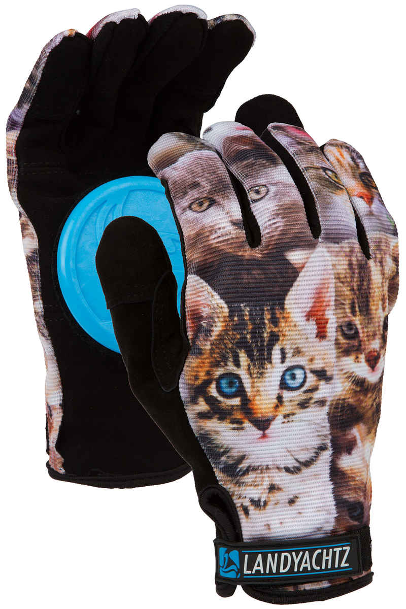 Landyachtz Cat Freeride Slide Gloves