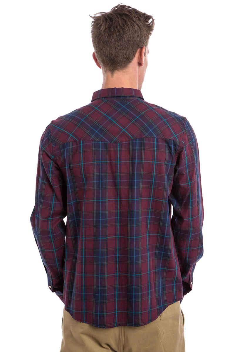 Iriedaily M.C. Valle Shirt (navy red)