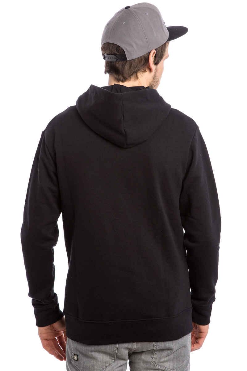 SK8DLX Classic Zip-Hoodie (black)
