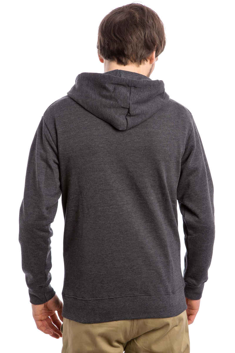 SK8DLX Classic Zip-Hoodie (heather anthracite)