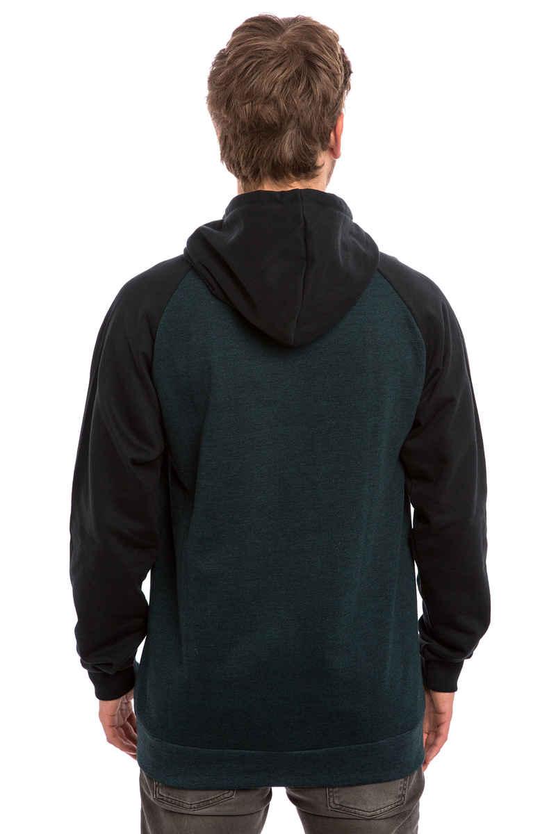 Iriedaily De College Zip-Sweatshirt avec capuchon (deep lake)