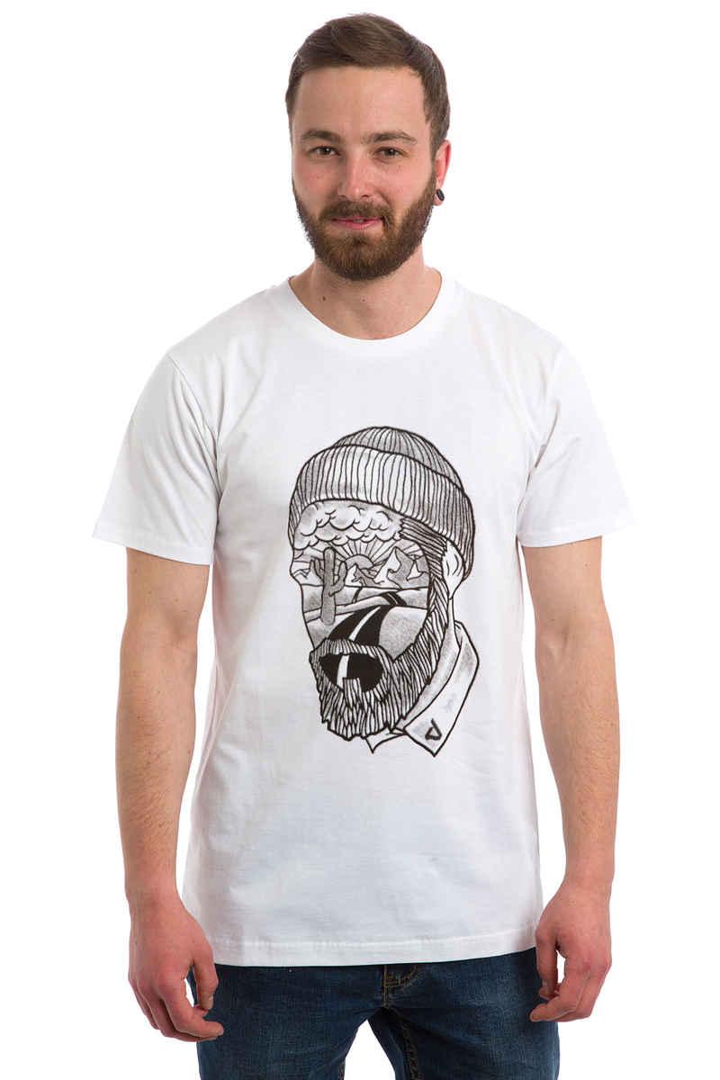 Anuell Carter T-shirt (white)