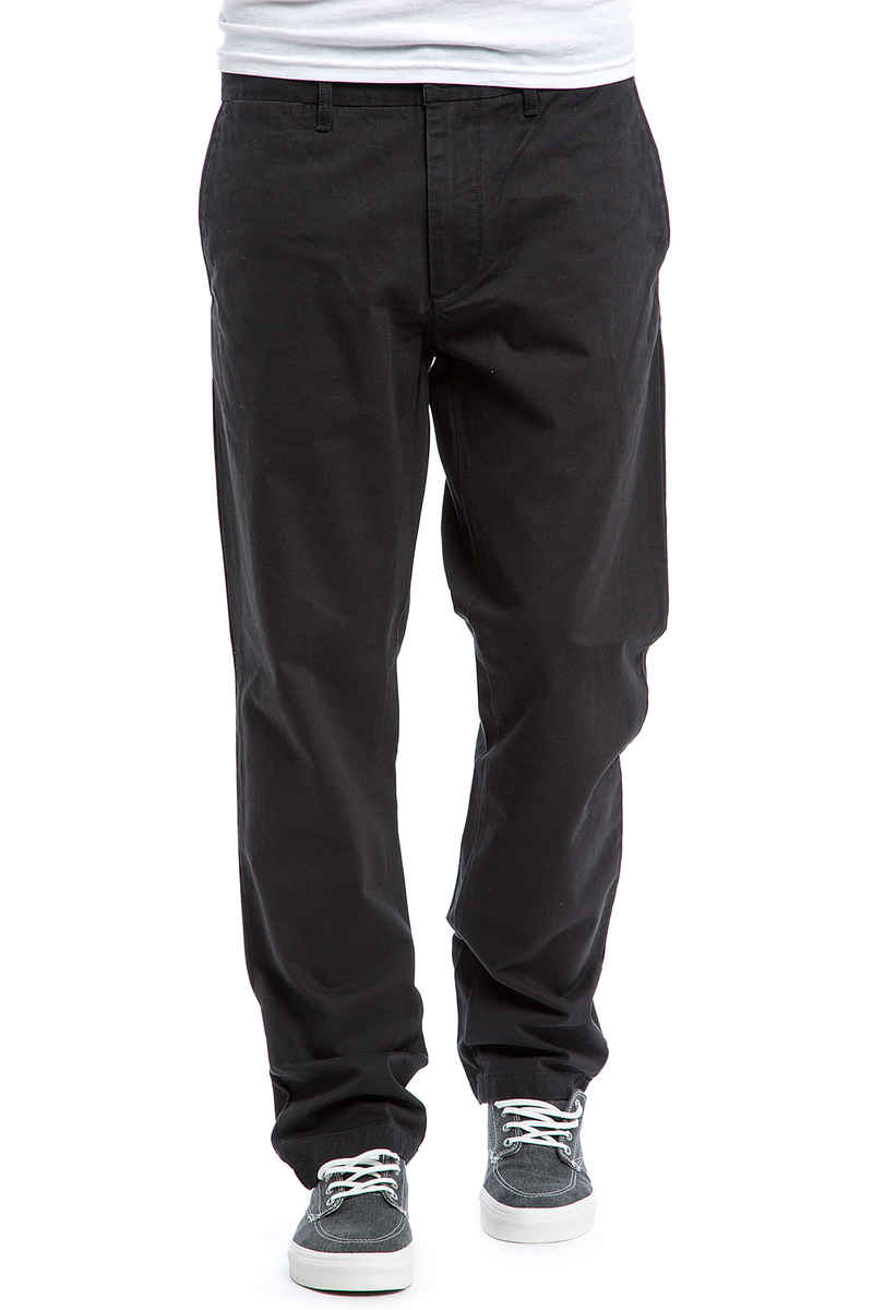 Carhartt WIP Johnson Pant Millville Hose (black rinsed)