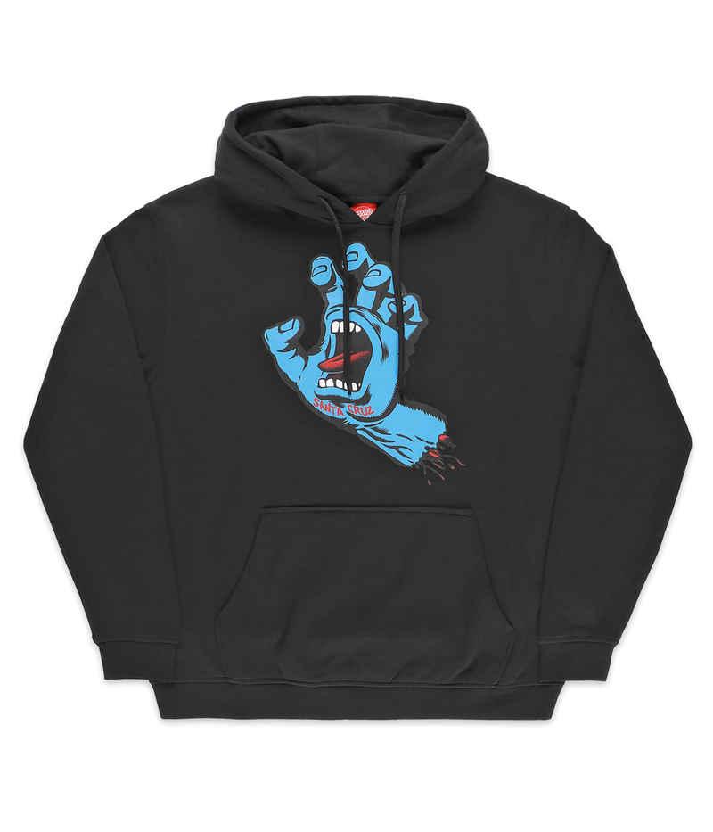 Santa Cruz Screaming Hand Hoodie (black)