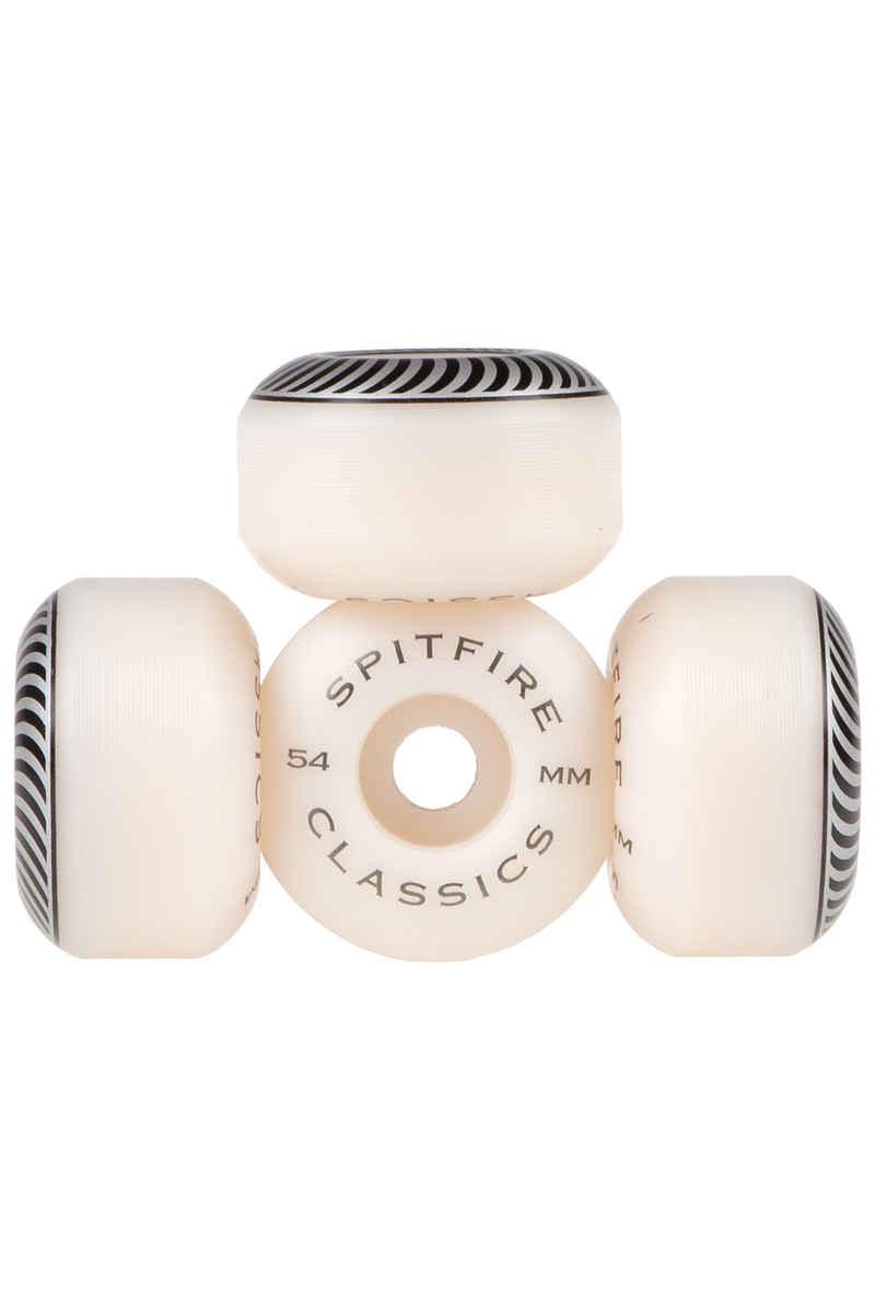 Spitfire Classic Rueda (white) 54mm 99A Pack de 4