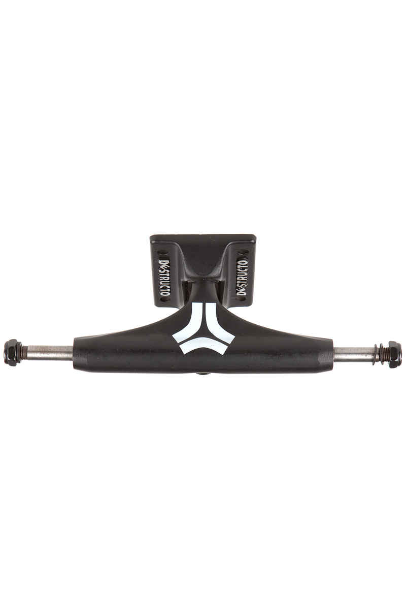 "Destructo Standard 5.25"" Mid Truck (black)"