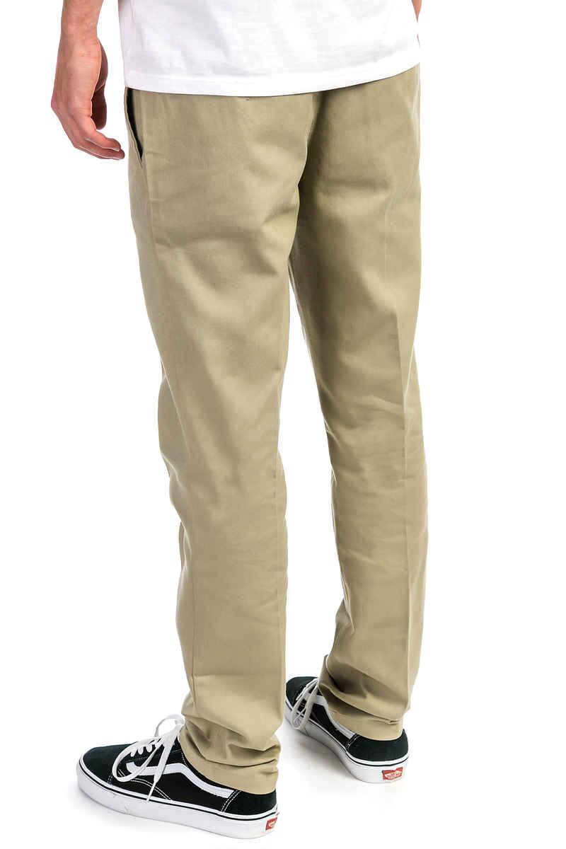 Dickies Slim Fit Work Pantalones (khaki)