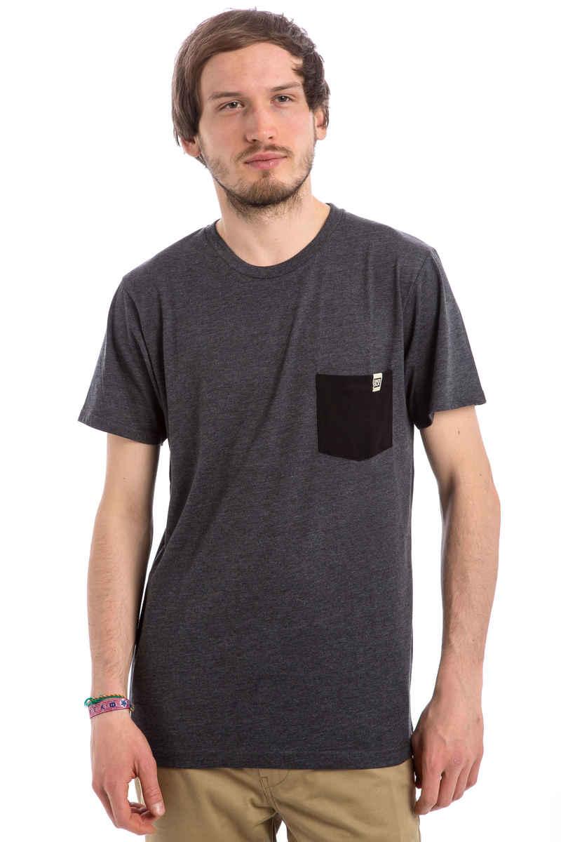 SK8DLX Delano T-Shirt (dark grey heather)