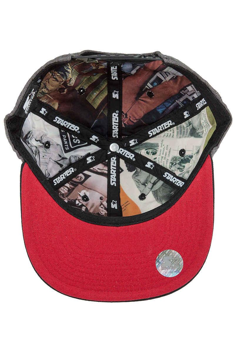 fbe13147750 Dickies Jamestown Snapback Cap (charcoal grey) buy at skatedeluxe