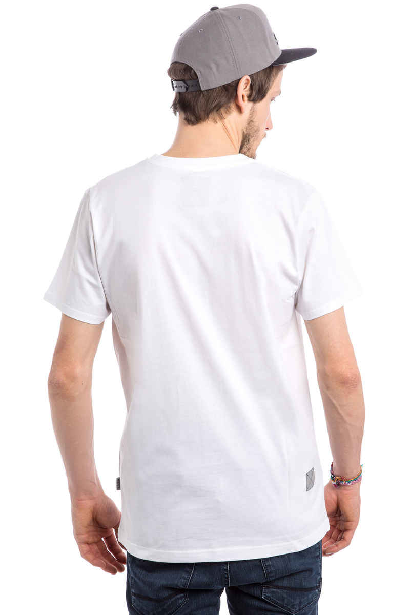 Legalize Longboarding Legalize It T-Shirt (white black)