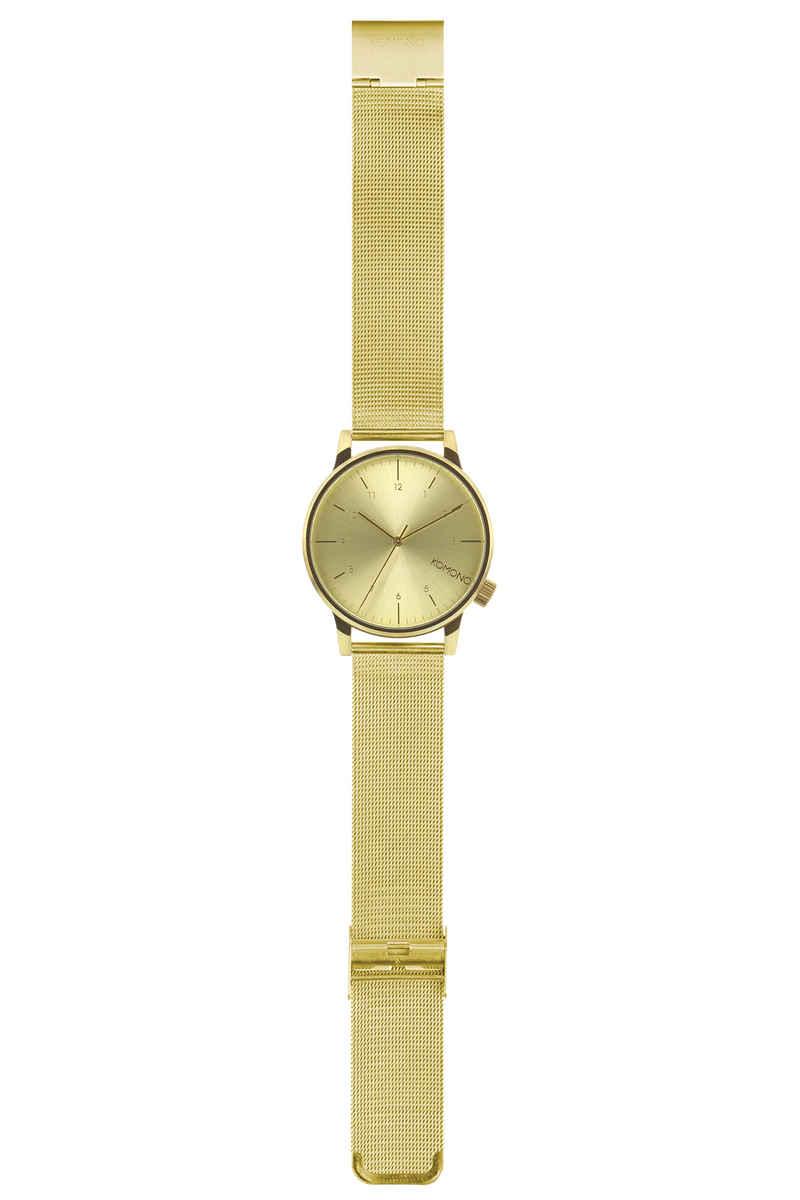 Komono Winston Royale Uhr (zirconium)