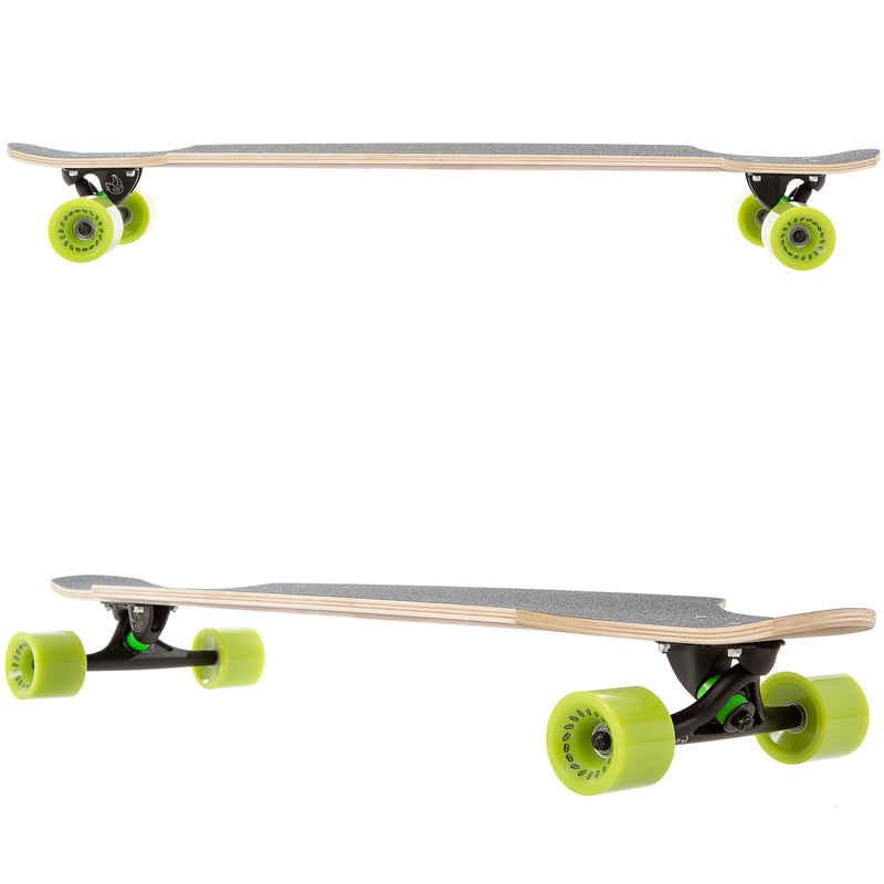 "Olson&Hekmati fd100 Basic 39.4"" (100cm) Longboard-completo"