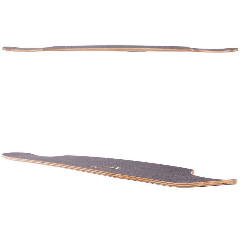 "Olson&Hekmati d115 Composite 45.3"" (115cm) Planche Longboard"