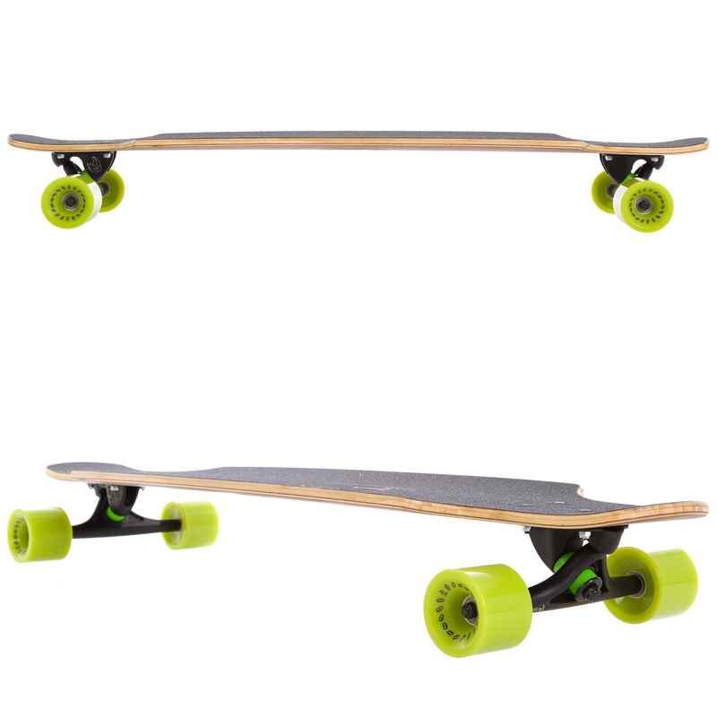 """Olson&Hekmati fd100 Composite 39.4"""" (100cm) Longboard-completo"""