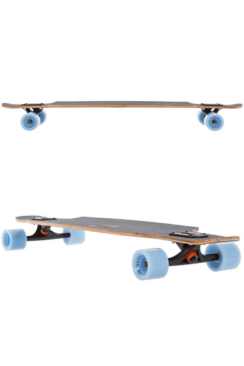 "Olson&Hekmati dd100 Composite 39.4"" (100cm) Longboard-Complète"