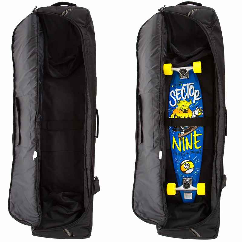 Sector 9 Lightning II Tasche (black)