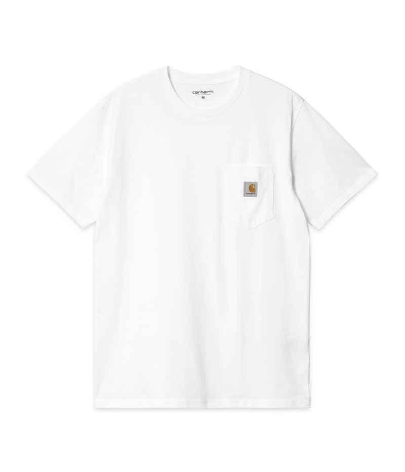 Carhartt WIP Pocket T-Shirt (white)
