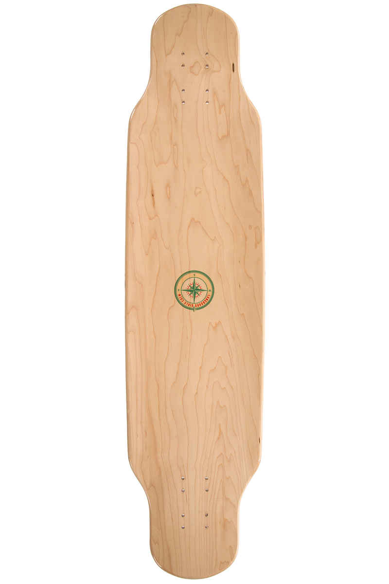 "Longboard Girls Crew LGC 38.9"" (99cm) Longboard Deck"