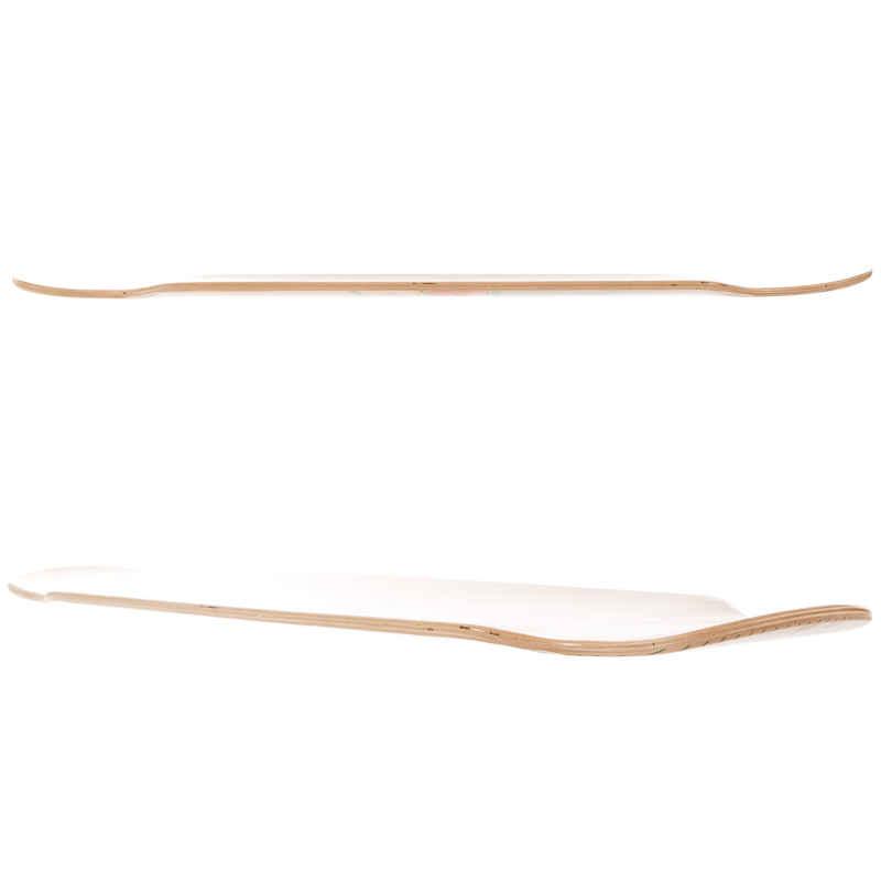 """Longboard Girls Crew LGC 38.9"""" Tavola longboard"""