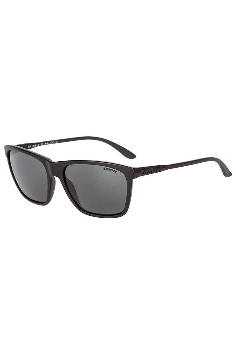 Smith Delano Sonnenbrille (matte black black) kaufen bei skatedeluxe