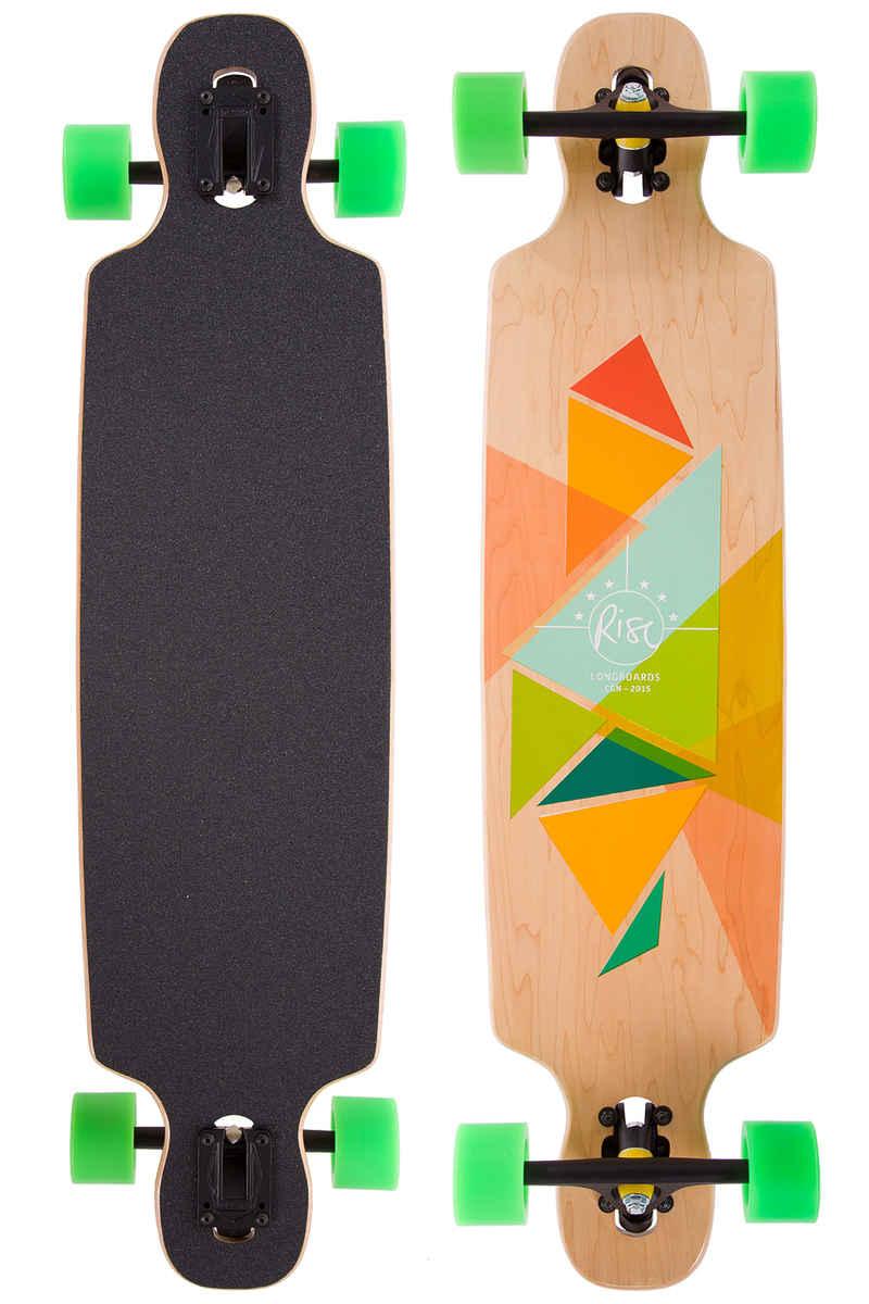 "Rise Triangle 39"" (99cm) Complete-Longboard"