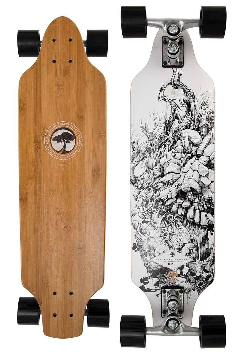 """Arbor Zeppelin Bamboo 32"""" (81,3cm) Complete-Longboard 2015"""