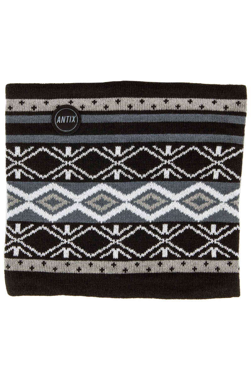 Antix Atlas Neckwarmer (white grey black)