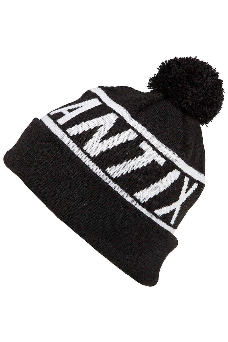 Antix Turb Bonnet (black white)