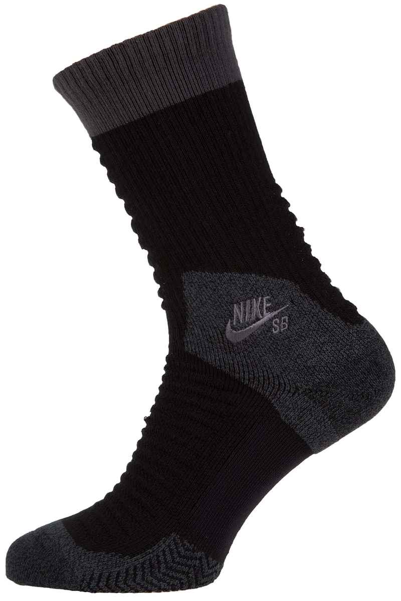 Nike SB Elite Skate 2.0 Socks US 3-15 (black anthracite)