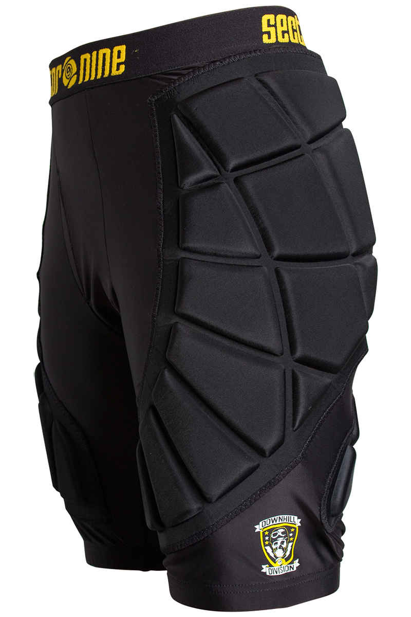 Sector 9 Pression Crash Pants (black)