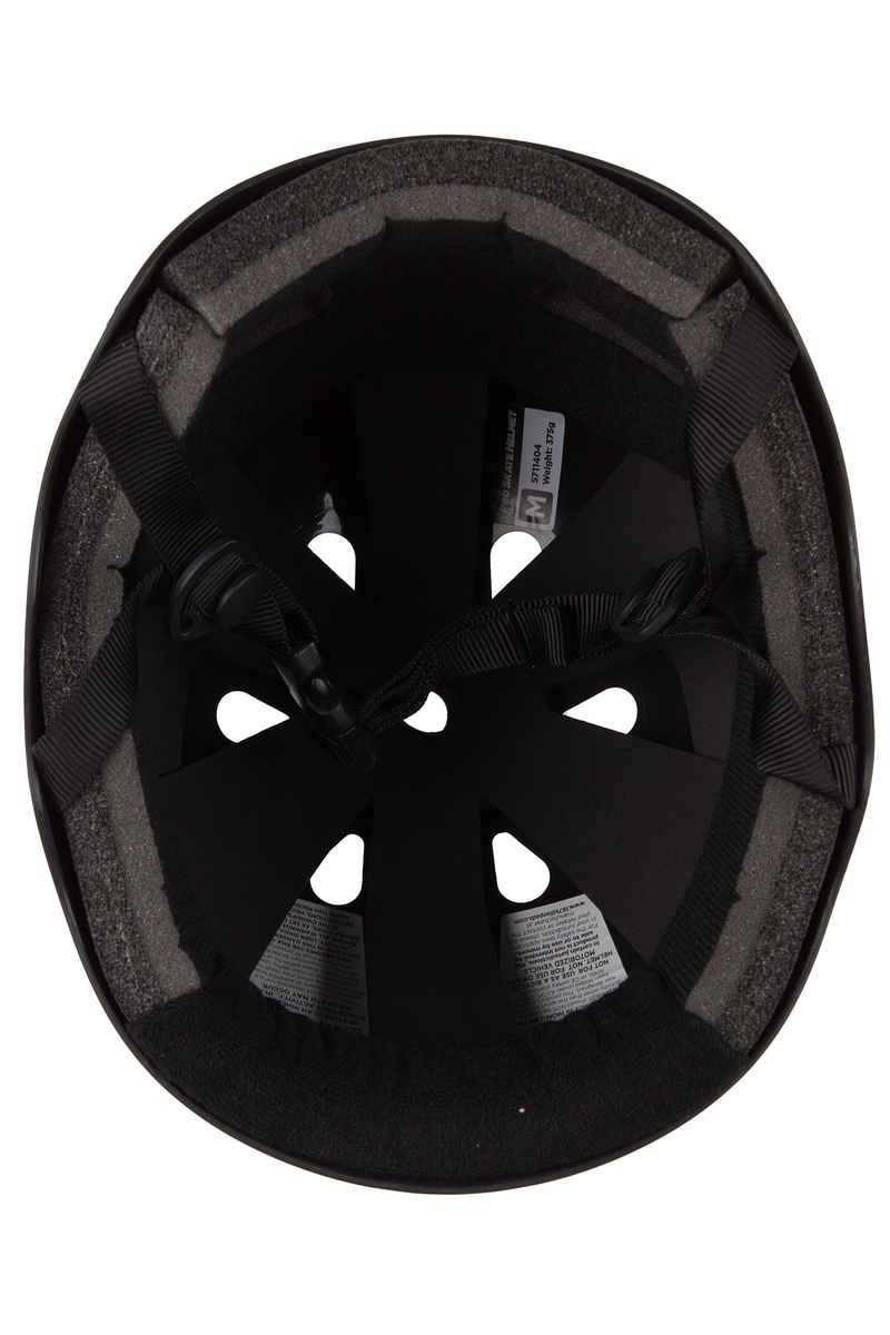 187 Killer Pads Pro Skate Big Logo Helm (matte black)