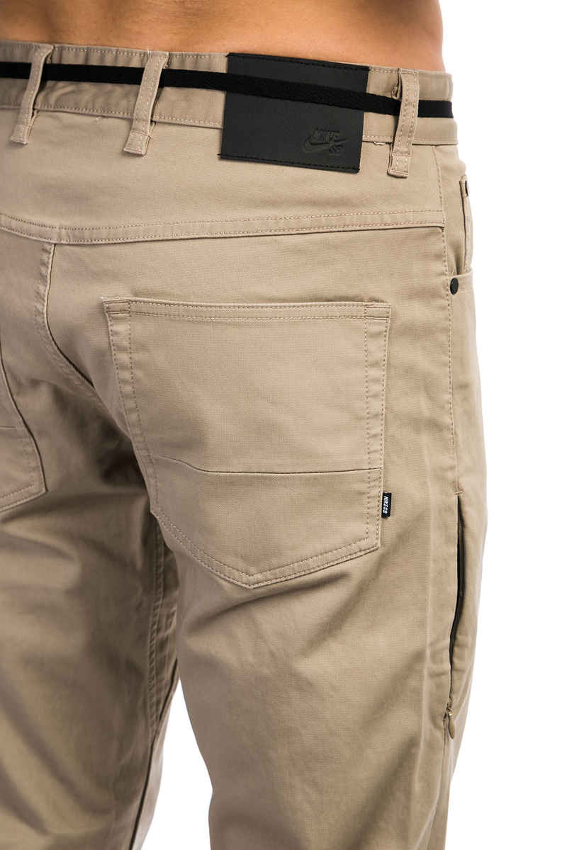 Nike SB FTM 5-Pocket Pantalons  (khaki)