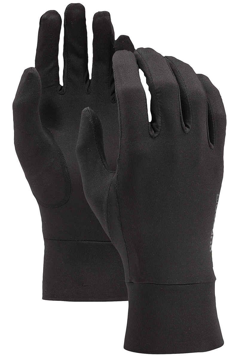 Burton Touchscreen Liner Gloves (true black)