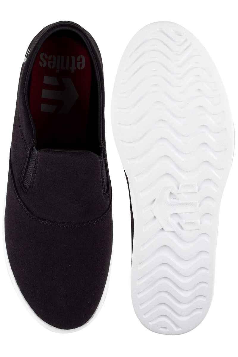 Etnies Corby Slip SC Schoen (black white)