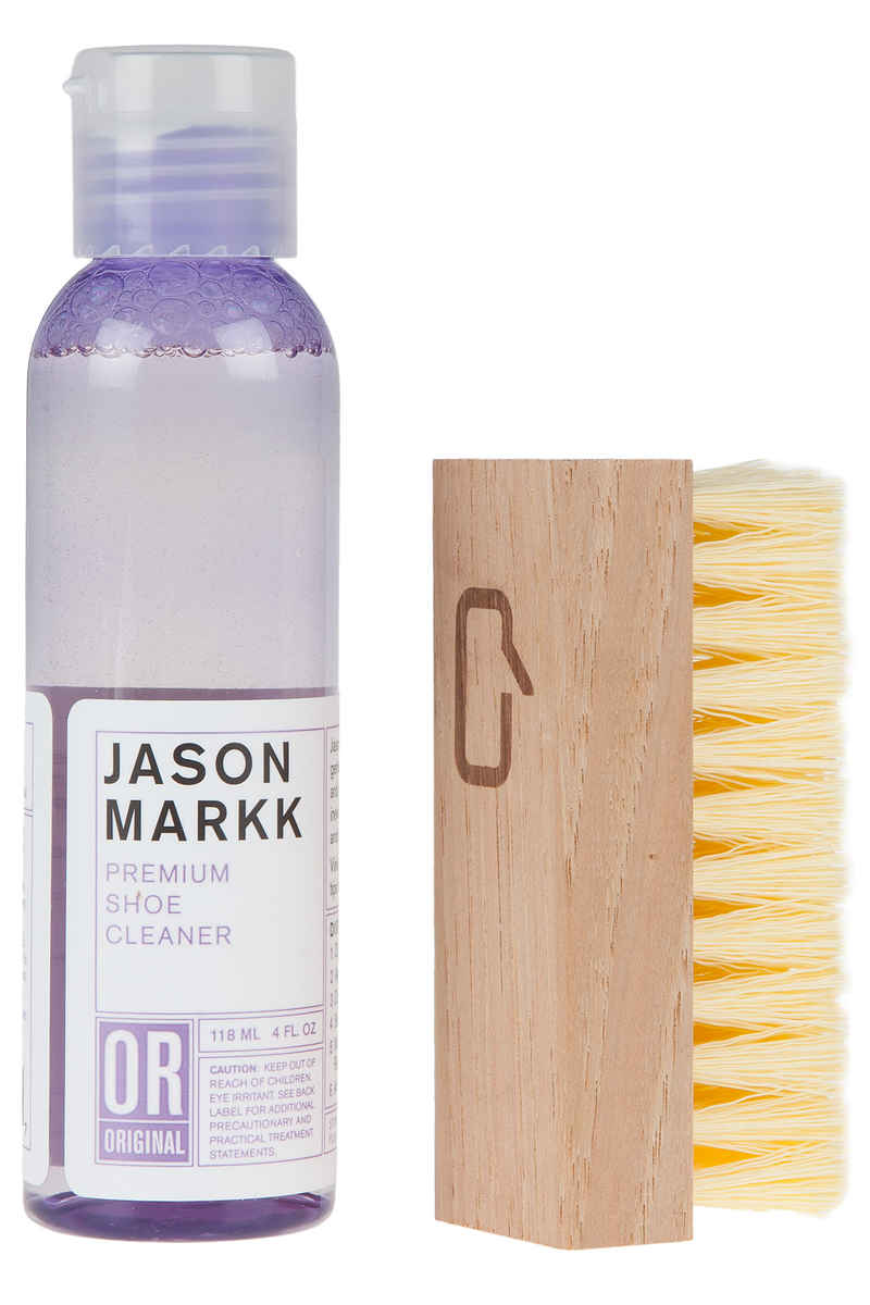 Jason Markk 4 Oz. Premium Shoe Cleaning Kit Acc. (white)