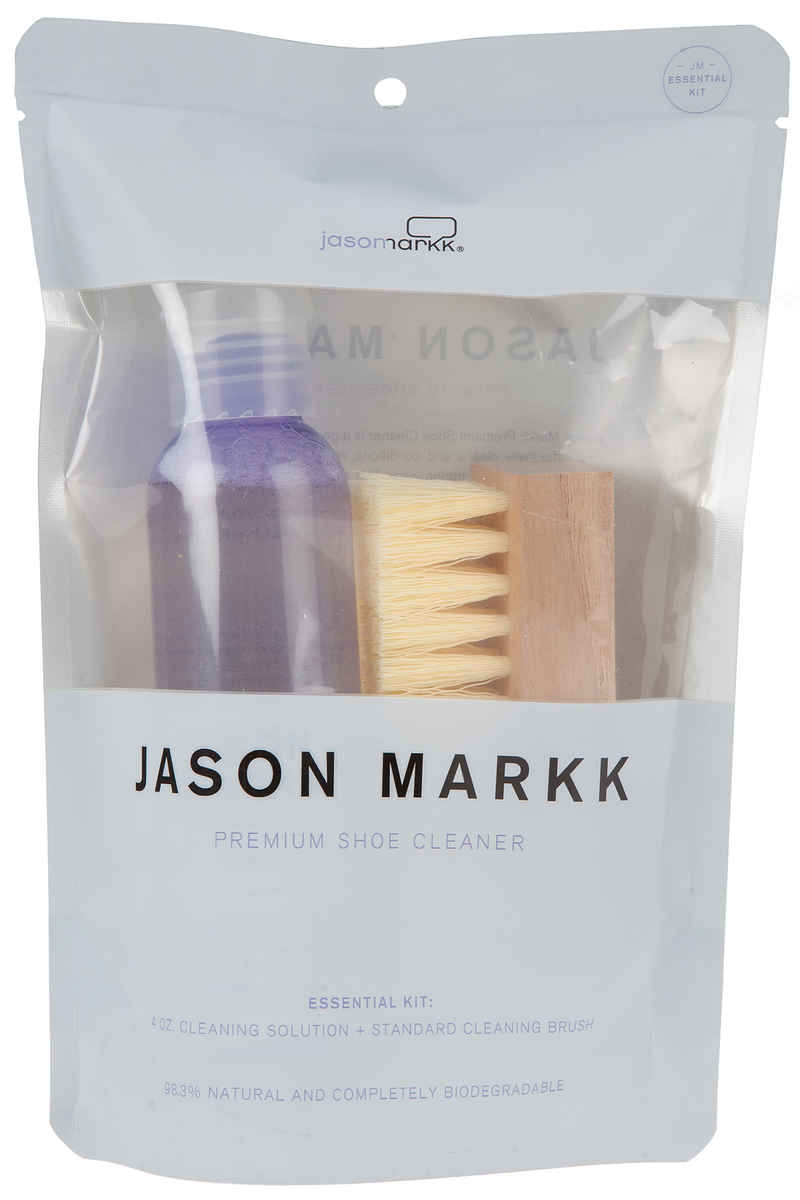 Jason Markk 4 Oz. Premium Shoe Cleaning Kit Acc.