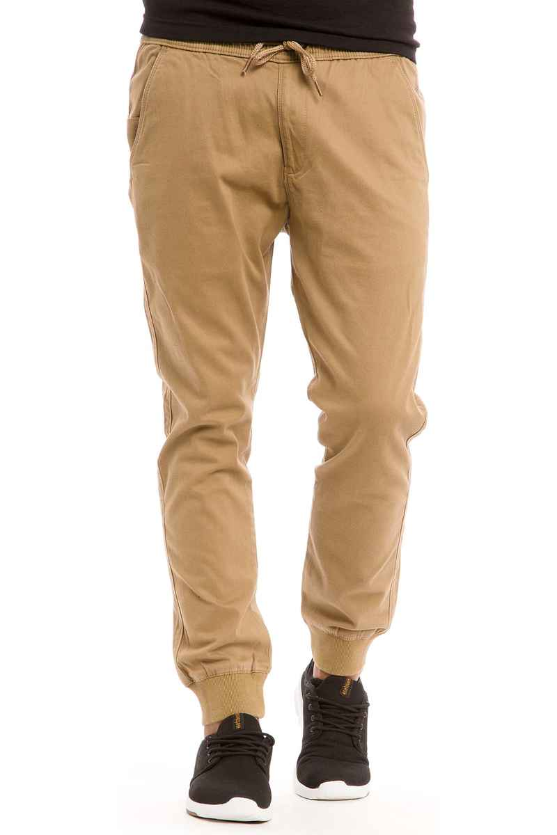 REELL Reflex Rib Pantalons (dark sand)
