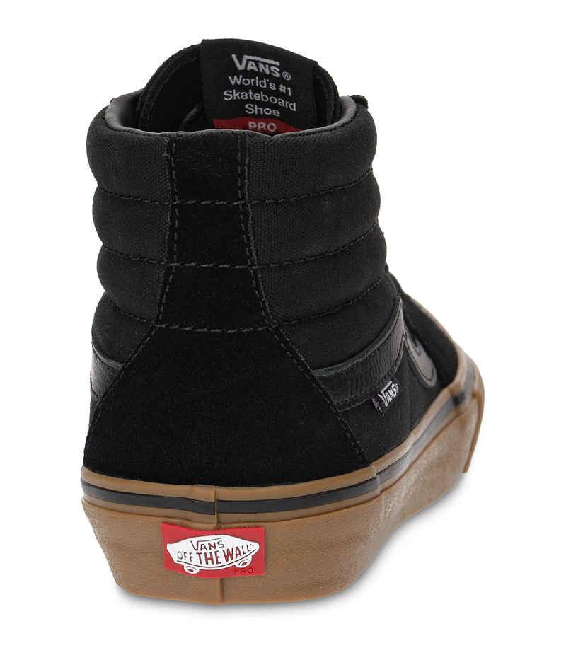 Vans Sk8-Hi Pro Schuh (black gum)