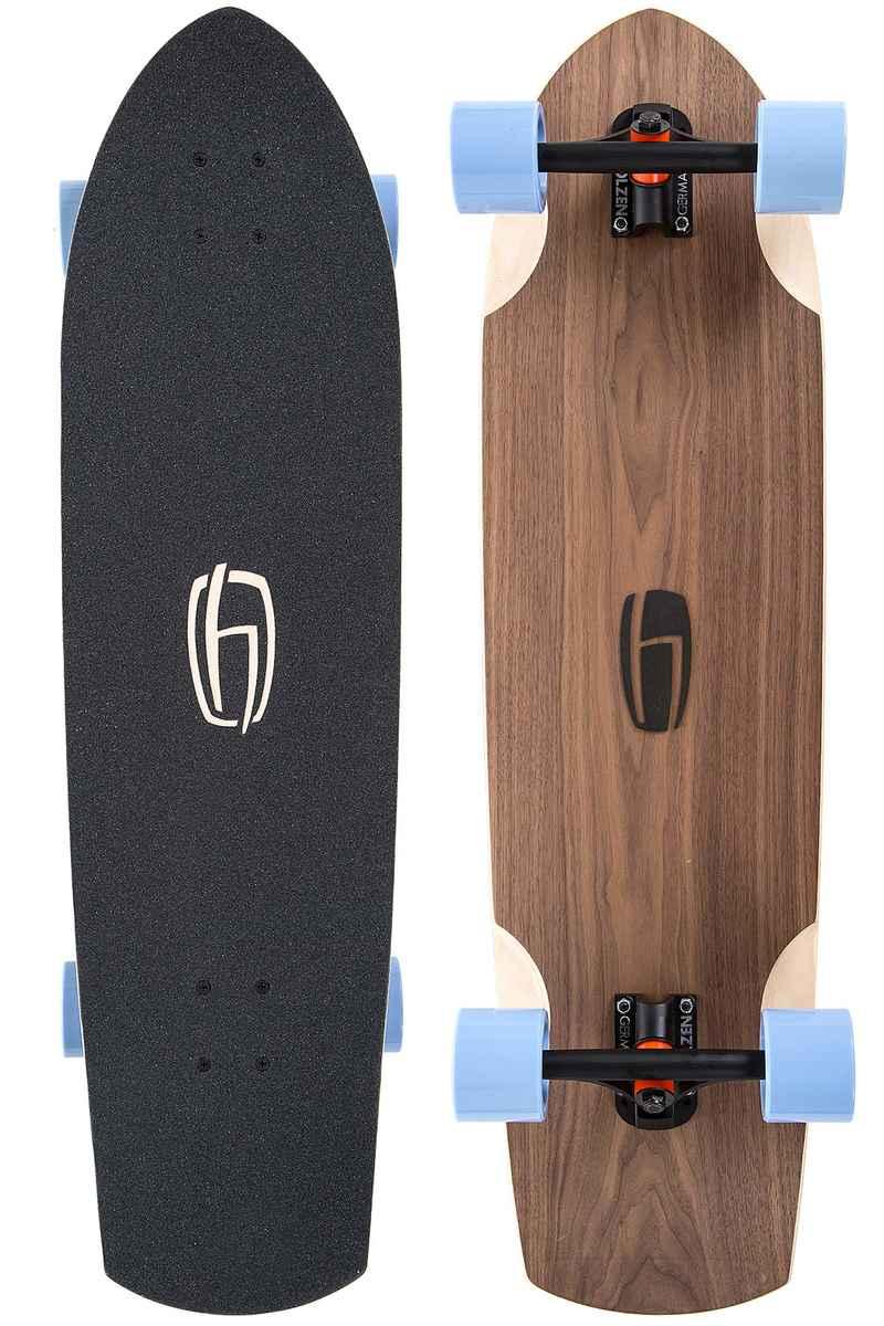 "Olson&Hekmati fc90 Basic 35.43"" Longboard completo"