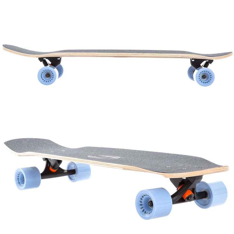 "Olson&Hekmati fc90 Basic 35.43"" (90cm) Longboard-completo"