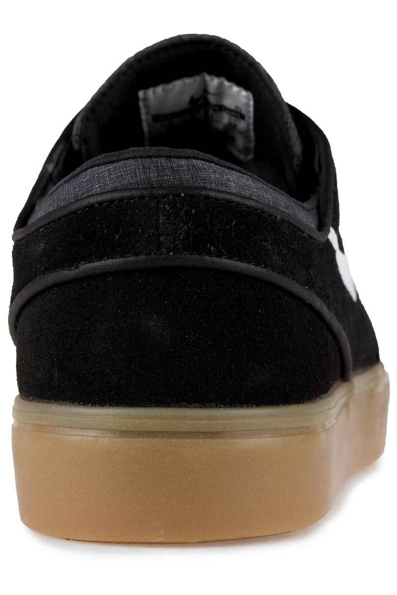 Nike SB Zoom Stefan Janoski Chaussure (black white gum light brown)