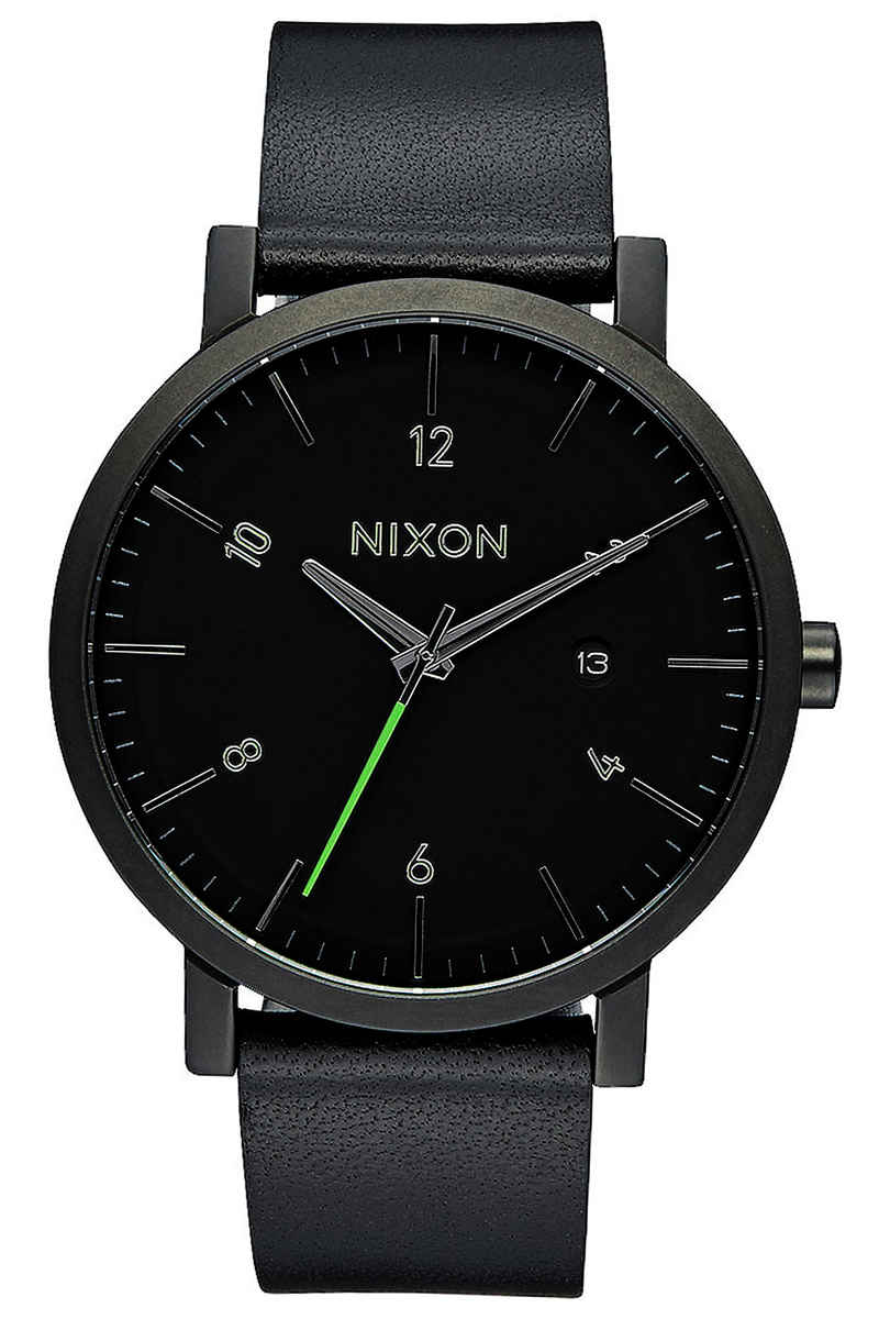 nixon the rollo watch all black buy at skatedeluxe. Black Bedroom Furniture Sets. Home Design Ideas