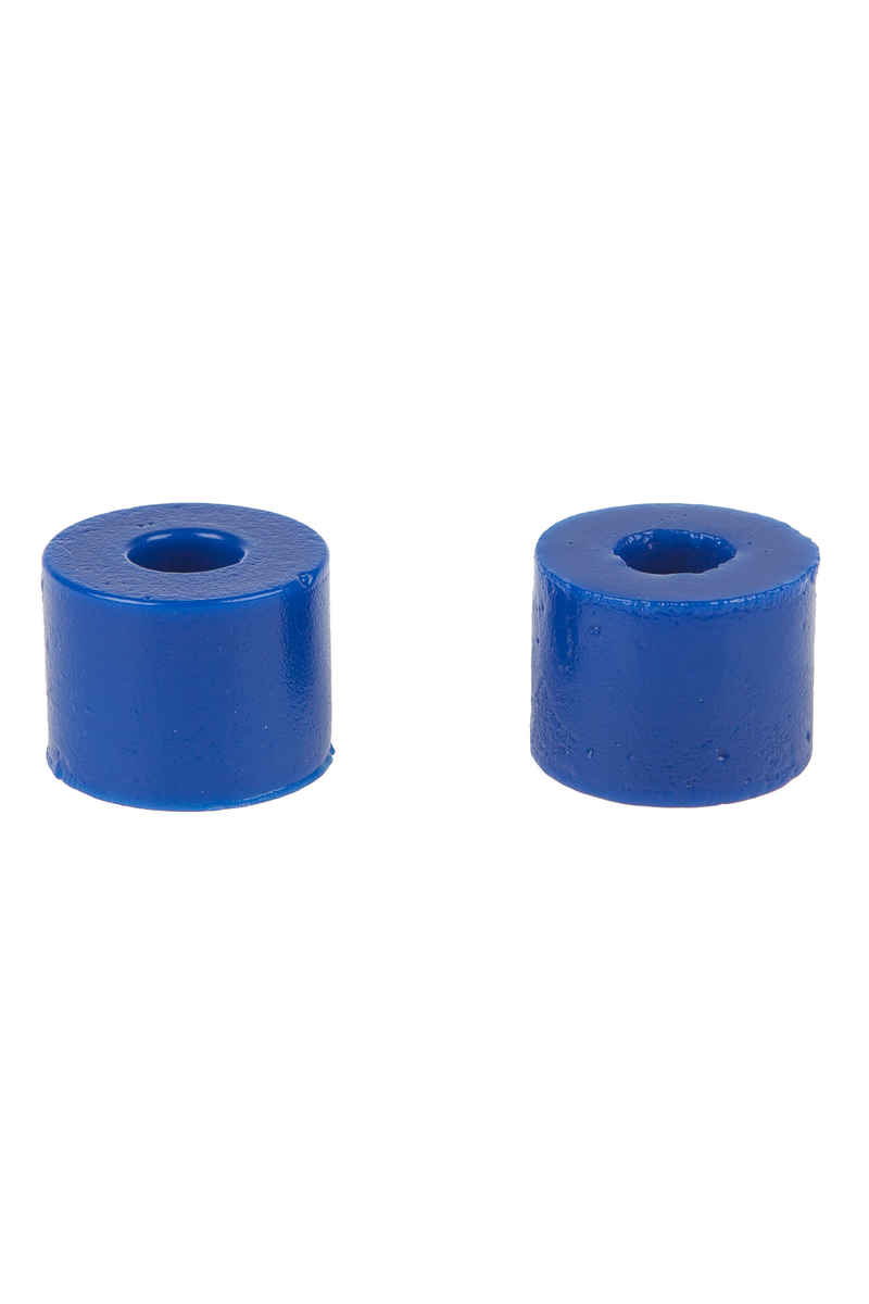 Sunrise Gummies Tall Barrel 75A Bushings (blue) 2 Pack